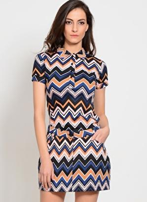Motel Rocks Bluz Kadın – Trend – X – Dokuma – Bluz